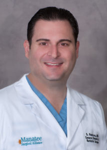 Dr Stelios Rekkas Md Bariatric Robotic Surgeon Providing